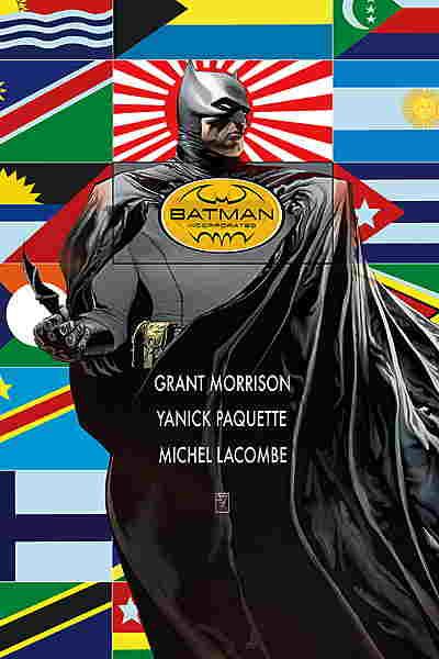 El Batman Corportativo de Grant Morrison