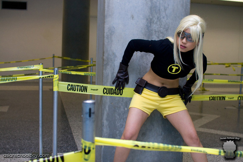 Teen Titans: hide by *Akusesu