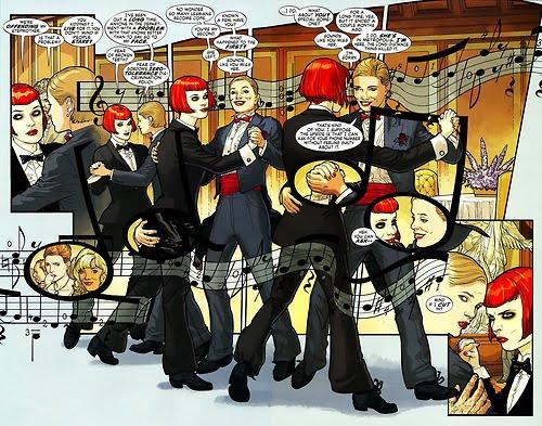 lesbiana, kathe kane, gay, comic, dc, batman, batwoman, baile