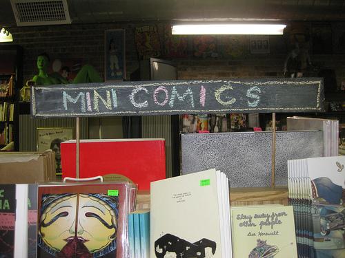 autoeditado, artista, comic, crear comic, publicar,