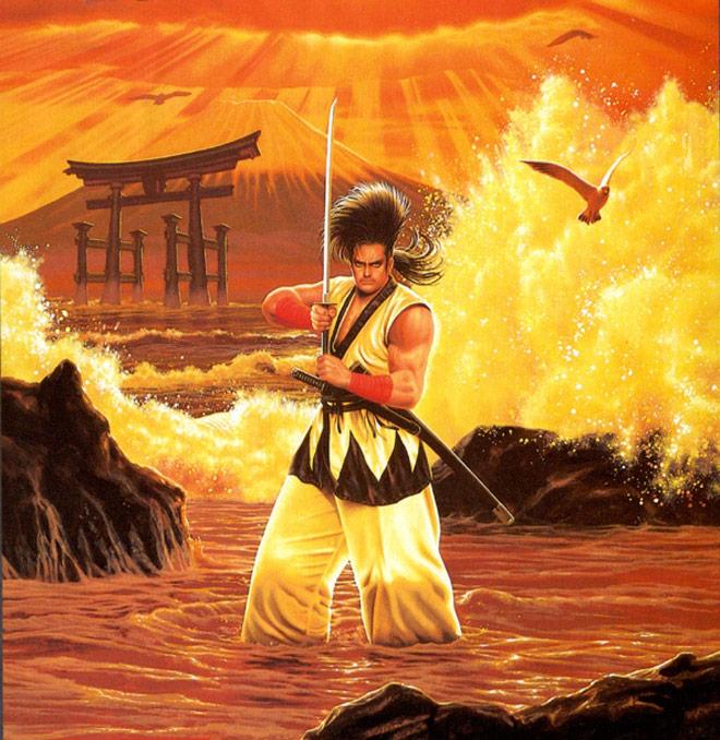 """Samurai Shodown, por Toshiaki """"Shinkiro"""" Mori"""