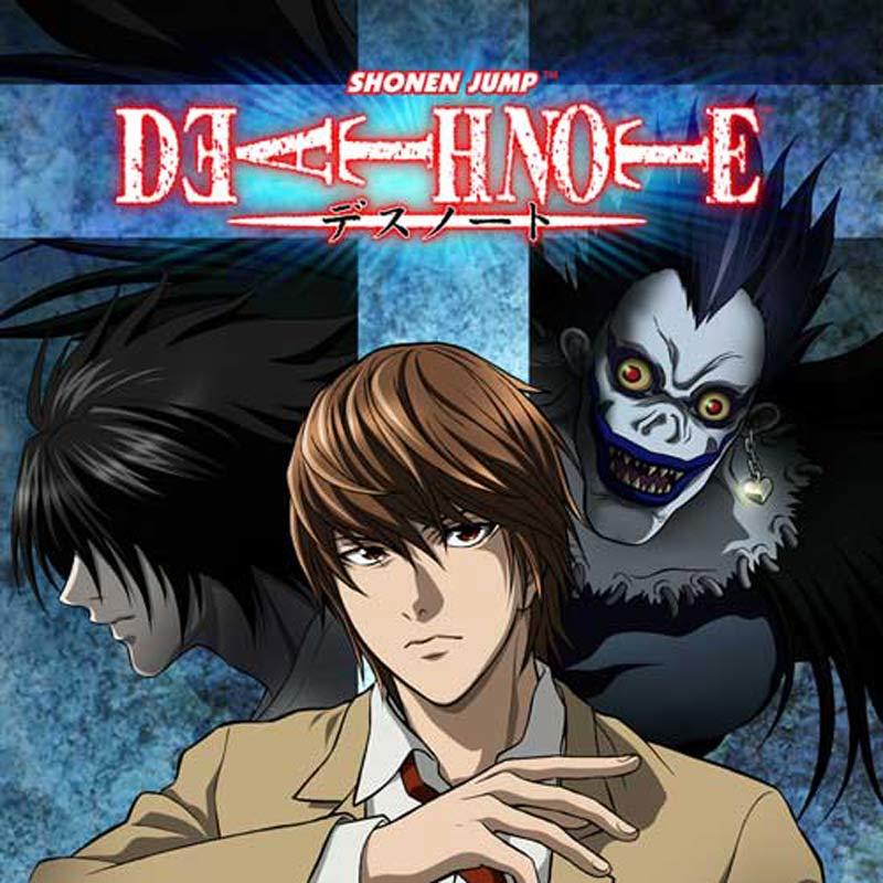 Death Note, una sobrenatural historia de detectives