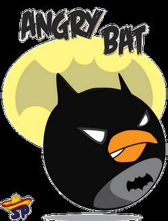 Batman Superheroes estilo Angry Birds