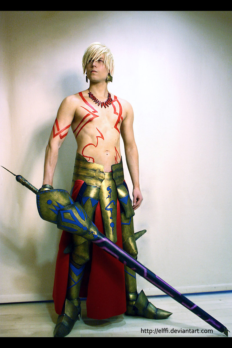 Gilgamesh Cosplay - Fate