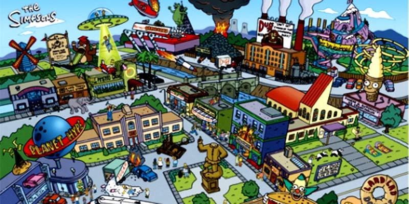 ¿Donde queda Sprinfgfield?