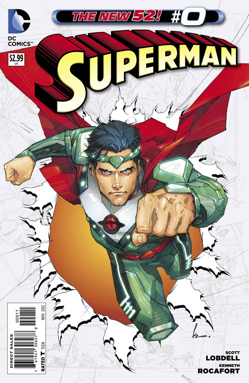 Analisis literario de Superman #0