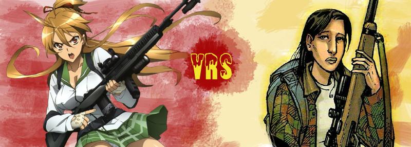 Rei Miyamoto versus Lori Grimes