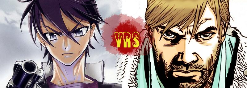 Takashi Komuro versus Rick Grimes