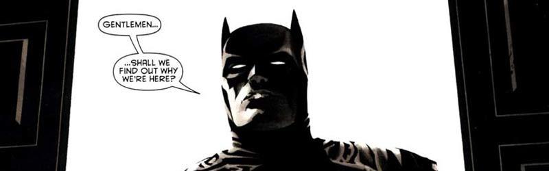 El Batman de Morrison
