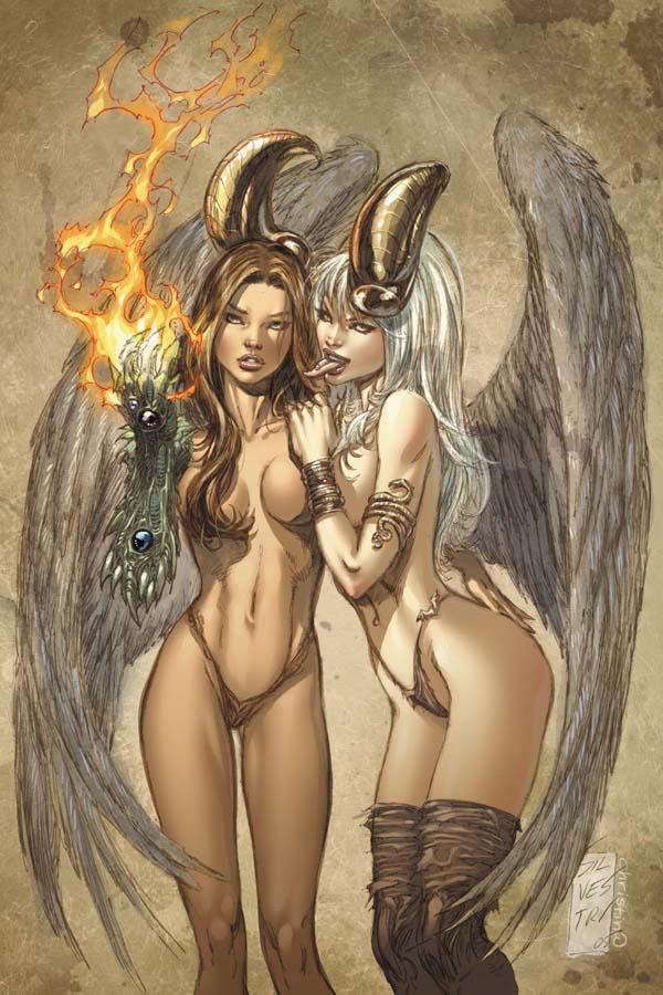 Angelus y Wichtblade
