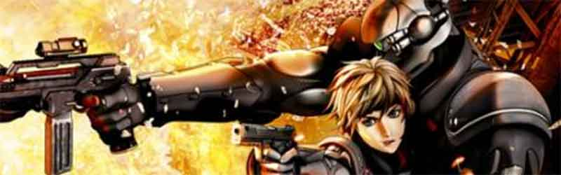 Shinji Arakami: mecha unleashed.