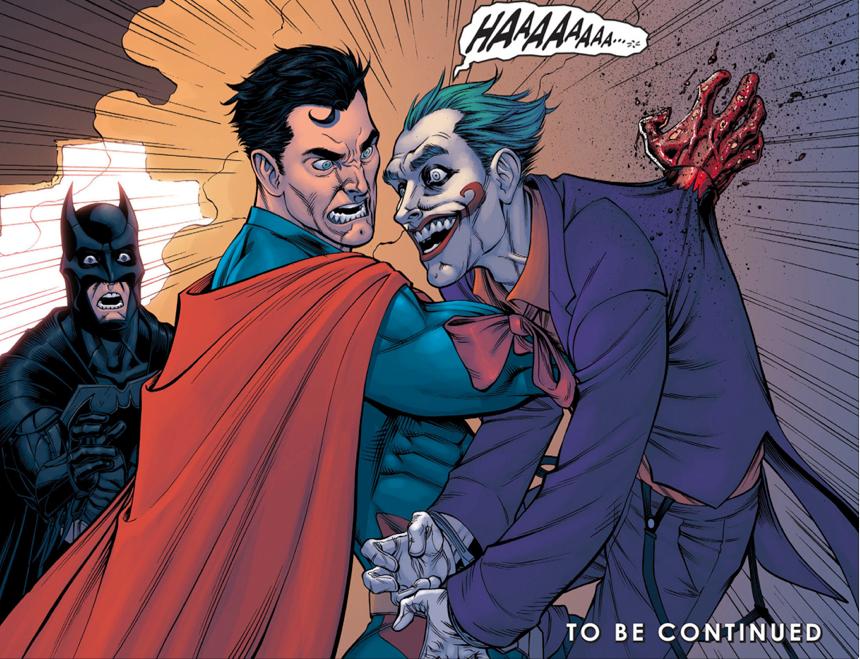 Superman tampoco soporta que lo estafen.