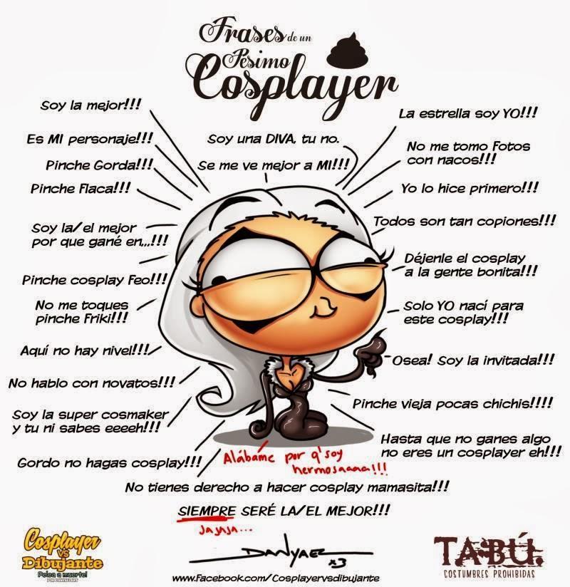 """Cosplayers: cuando su ego sube a categoría """"DIVA"""""""