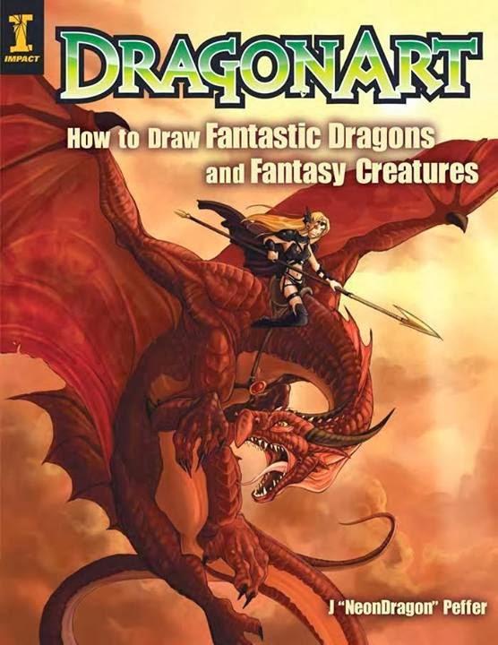 """Descargar: """"Cómo dibujar dragones""""."""