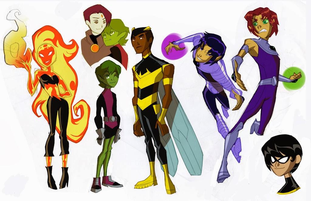 Teen Titans (Opposite World)