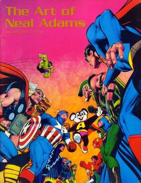 [Descarga][Artbook] El Arte de Neil Adams - Volumen 1.