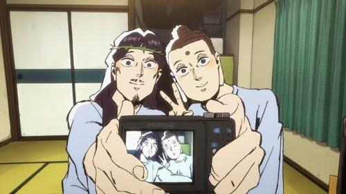 Saint Young Men Selfie