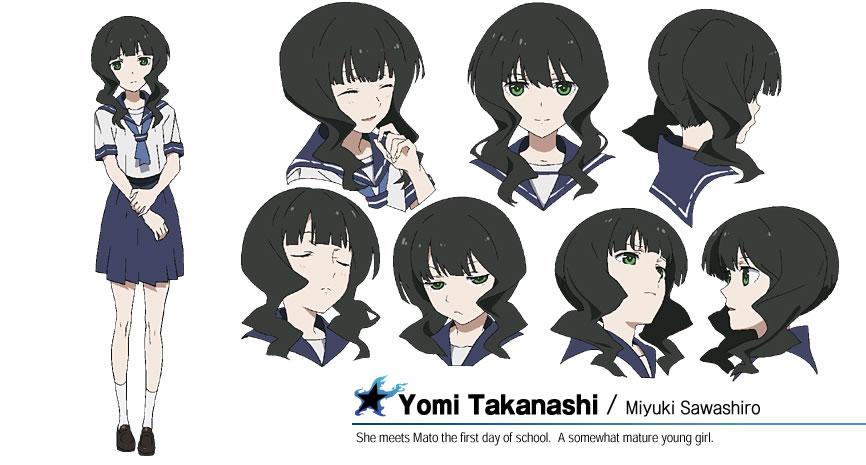 Yomi Takanashi
