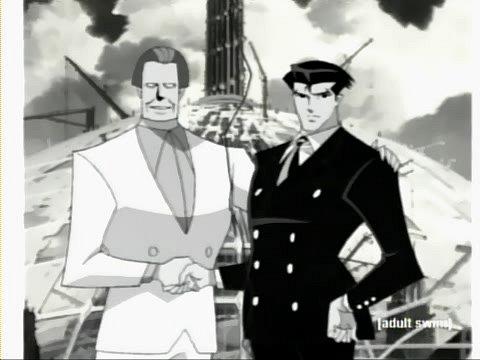 [Reseña Anime] The Big O; Batman y mechas juntos