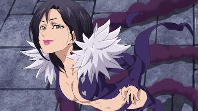 Nanatsu no taizai Merlin