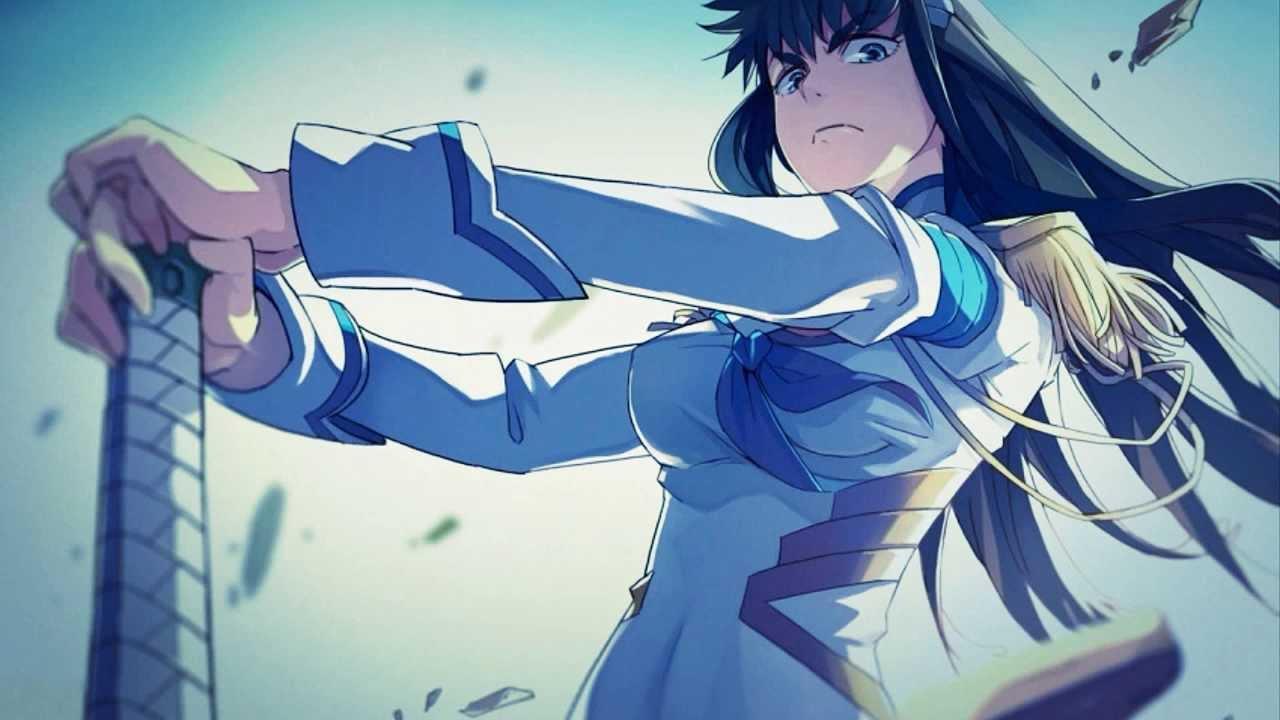 kill la kill satsuki wallpaper
