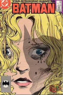 Batman: la chica de Elmore