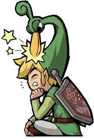 Legend of Zelda Link Ezlo
