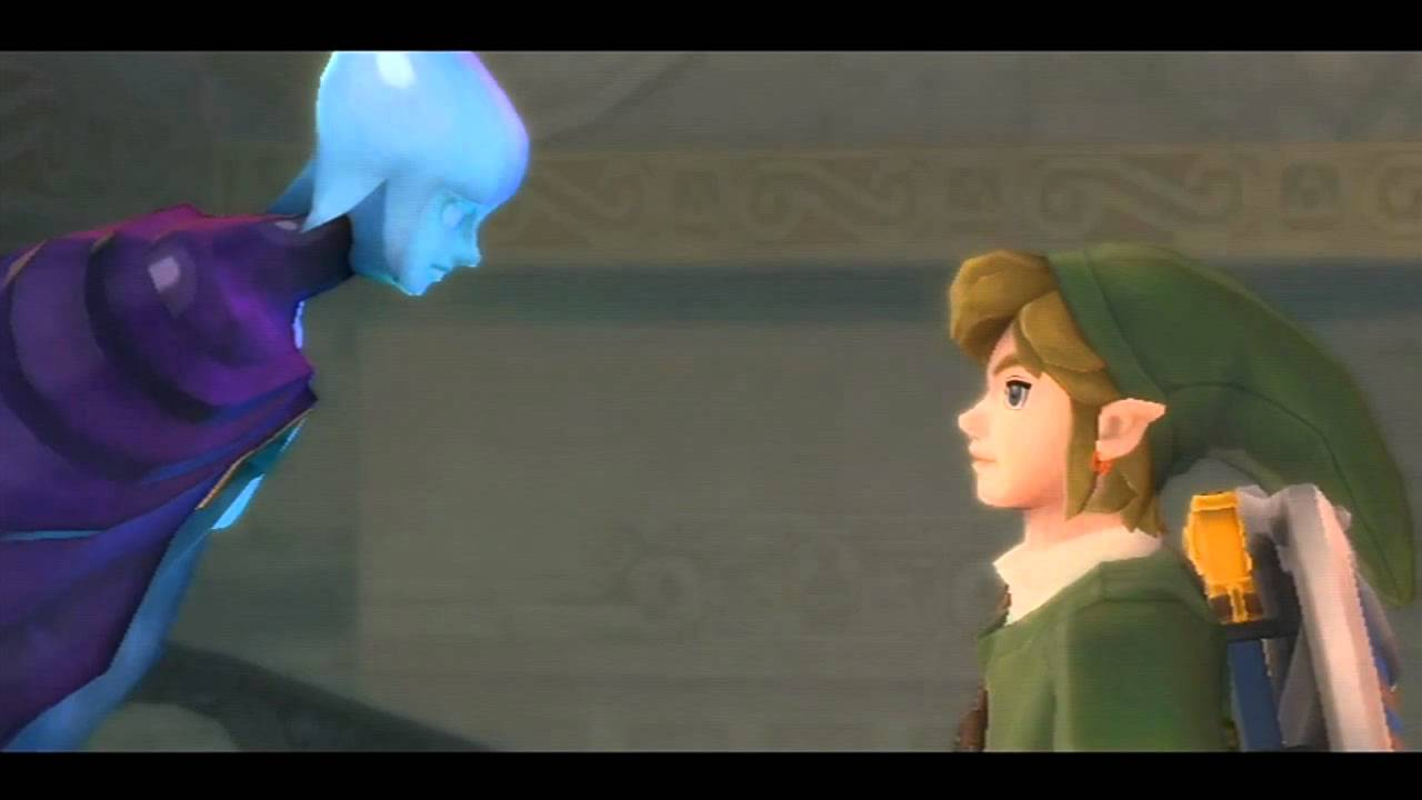 Legend of Zelda Link Fi