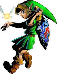 Legend of Zelda Link Tatl