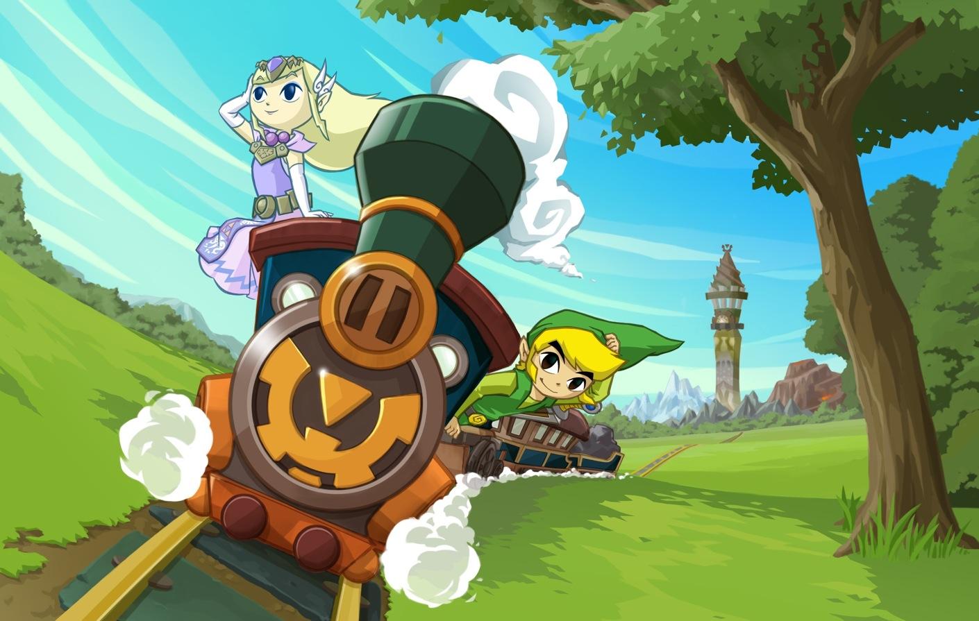 Legend of Zelda Link Zelda