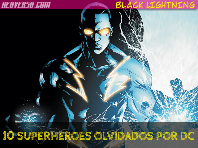 BLACK LIGHTNING (1977 - TONY ISABELLA & TREVOR VON EEDEN)