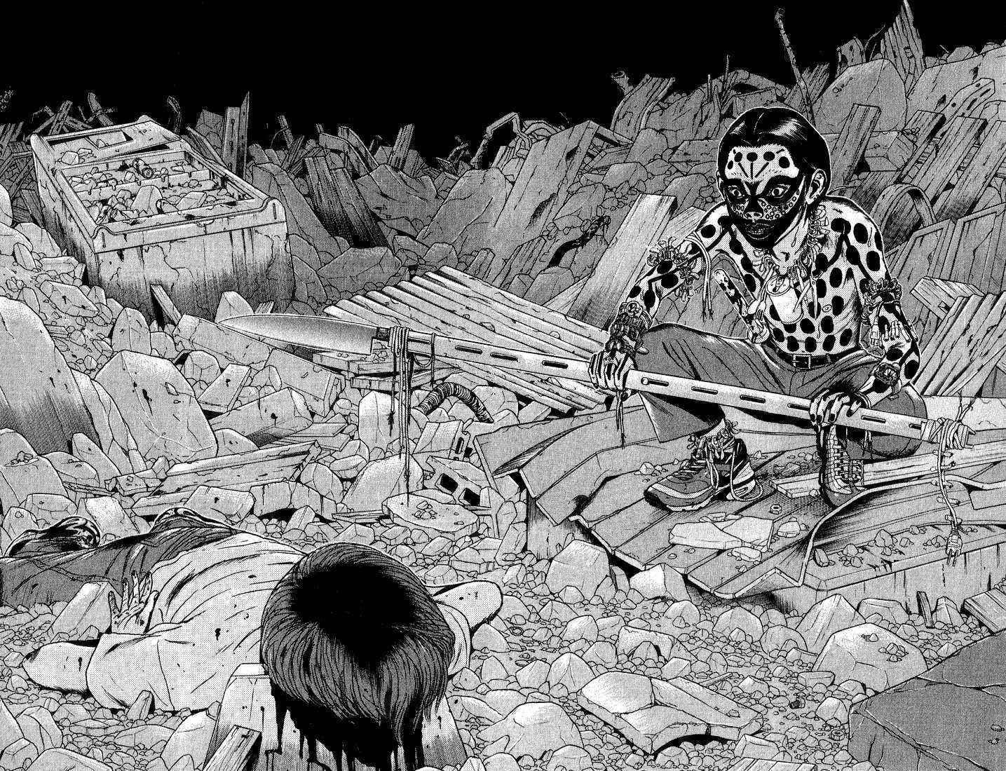 Dragon Head manga Nobuo wallpaper hd