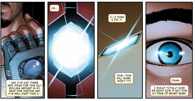 [Reseña] Invincible Iron Man.