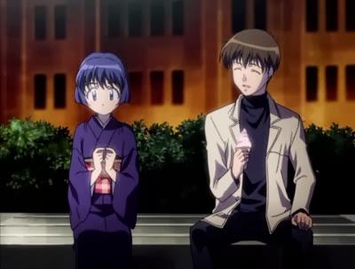 Ai Yori Aoshi Enishi comedia romantica anime