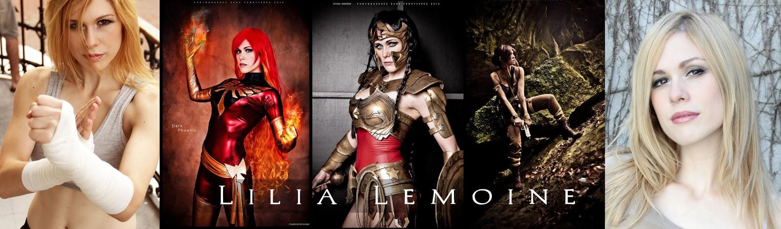 cosplay latinoamerica Lilia Lemoine