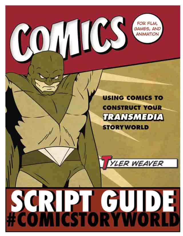 Guía para escritores de cómic.