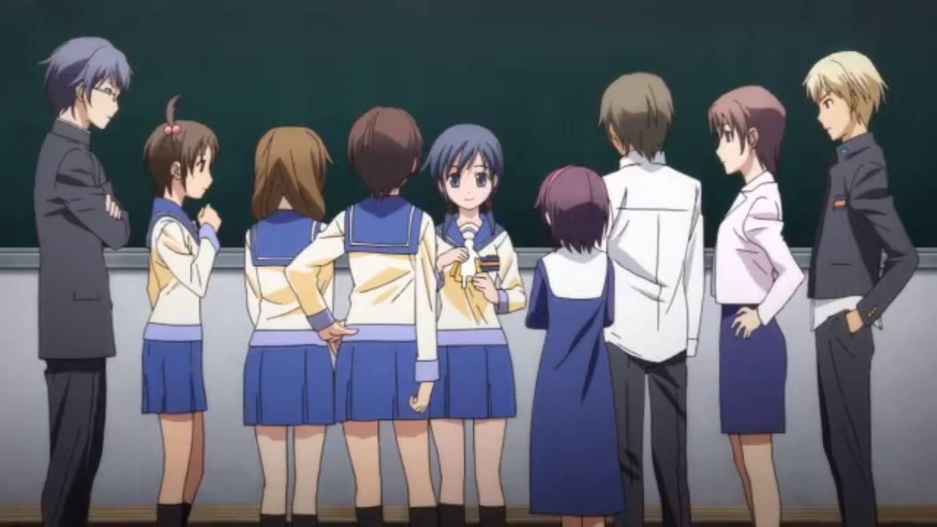 Corpse Party Personajes