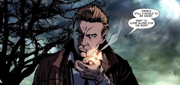 Constantine, Hellblazer