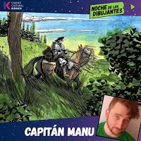 Capitán Manu