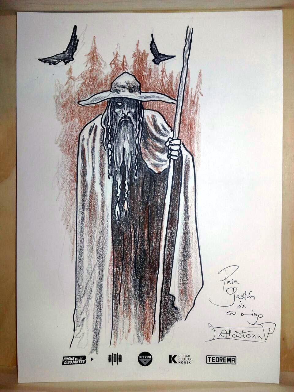 Odin Quique Alcatena