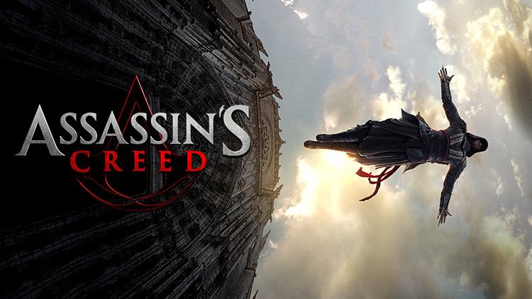Assassin's Creed Movie Wallpaper hd