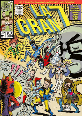 La Gran 7