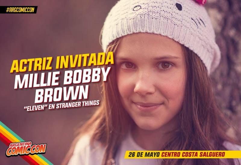 Millie Bobby Brown Eleven Stranger Things