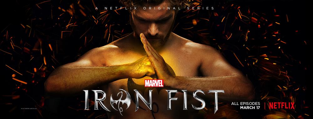 Iron Fist by Netflix