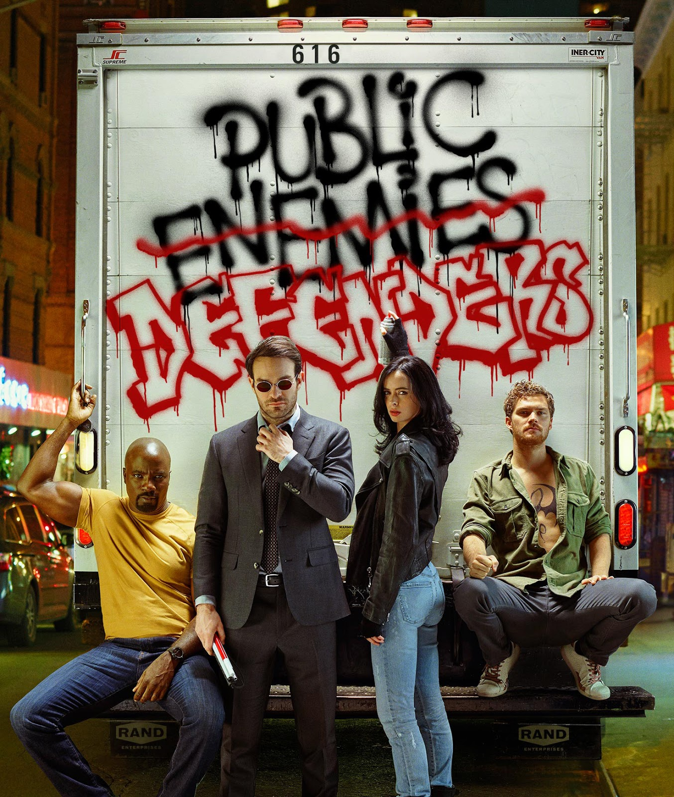 The Defenders by Netflix