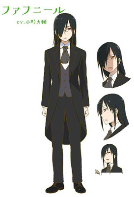 Kobayashi-san chi no maid dragon characters fafnir