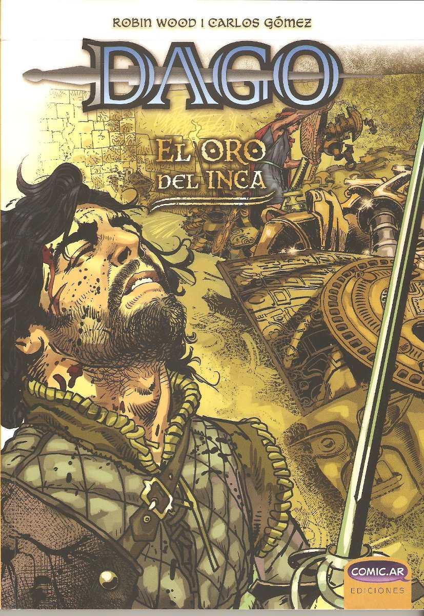 Dago El Oro del Inca