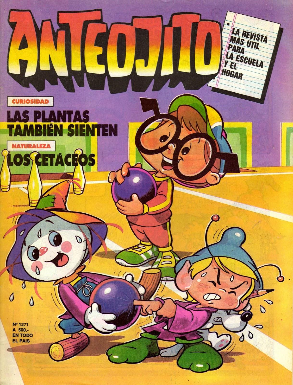 Revista Anteojito (1989)