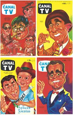Canal TV - Tapas