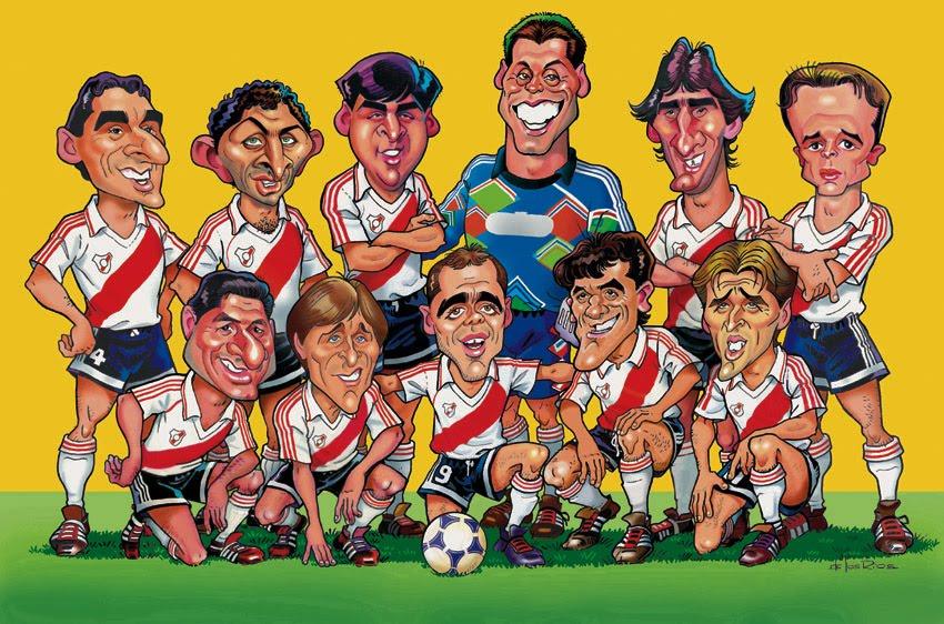 Club Atlético River Plate - Equipo Campeón (1993)